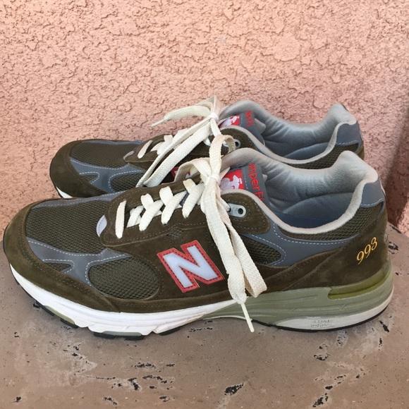 New Balance Sneakers 993 Marine Corps